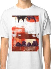Abstract Landscape 4 Classic T-Shirt