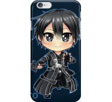 SAO: CHIBI KIRITO iPhone Case/Skin