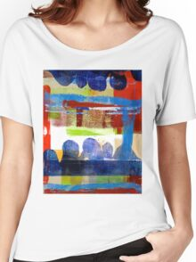 Abstract Landscape 5 Women's Relaxed Fit T-Shirt