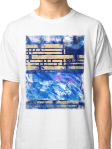 Abstract Landscape 6 Classic T-Shirt