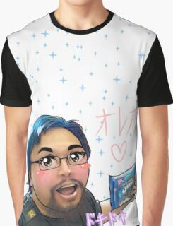 Kawaii Ron  Graphic T-Shirt