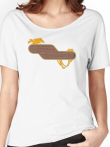 Halo, Hotel Zanzibar logo Women's Relaxed Fit T-Shirt