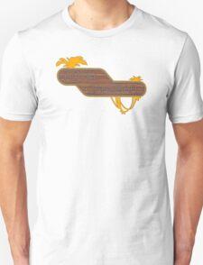 Halo, Hotel Zanzibar logo Unisex T-Shirt