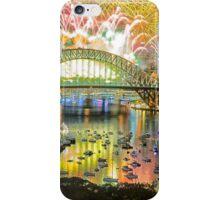 Sydney NYE Fireworks 2015 # 14 iPhone Case/Skin