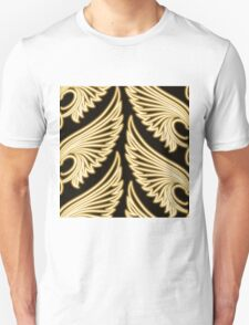 Wing Pattern T-Shirt