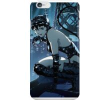 anime catwoman meow iPhone Case/Skin
