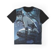 anime catwoman meow Graphic T-Shirt