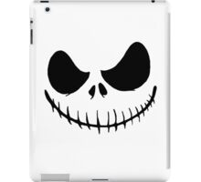 Jack Skellington - Nightmare before christmas iPad Case/Skin