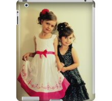 Portrait -  Sisters iPad Case/Skin