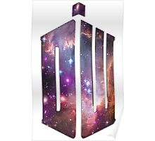 Doctor Who Nebula Poster