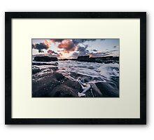 Liscannor, Co. Clare, Ireland Framed Print