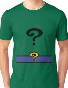 The Riddler - LEGO DC Heroes Costume Unisex T-Shirt