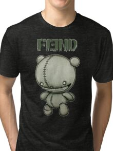 FIƎND - TEDDY Tri-blend T-Shirt