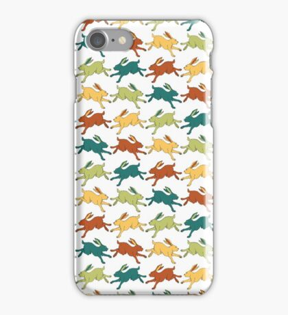 Multiply Like Rabbits iPhone Case/Skin