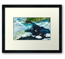 Winter's Song Framed Print