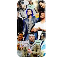 Romeo Santos Collage iPhone Case/Skin