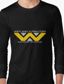 Weyland - Yutani Corporation Long Sleeve T-Shirt