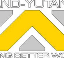 Weyland - Yutani Corporation Sticker