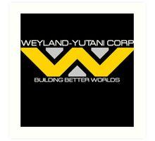 Weyland - Yutani Corporation Art Print
