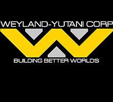 Weyland - Yutani Corporation by RedeemerOfSouls