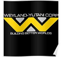 Weyland - Yutani Corporation Poster