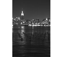Across The Hudson Photographic Print