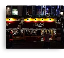 Rules - Oldest restaurant in London Canvas Print