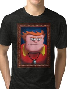 John: Portrait of a Coach Tri-blend T-Shirt