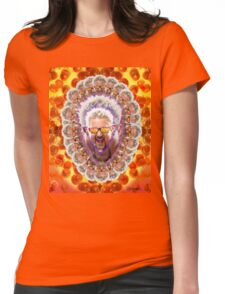 Guy Fieri's Bad Donkey Sauce Trip Womens Fitted T-Shirt