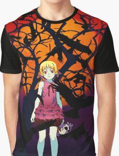 Kizumonogatari Movie Cover Graphic T-Shirt