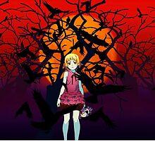 Kizumonogatari Movie Cover by Revoltec17