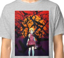 Kizumonogatari Movie Cover Classic T-Shirt