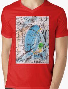 Cascade Gardens Mens V-Neck T-Shirt