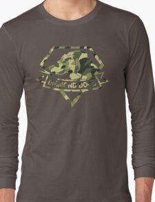 Diamond Camouflage Long Sleeve T-Shirt