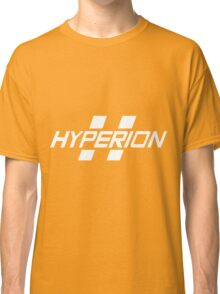 Hyperion Corporation (White) Classic T-Shirt