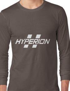 Hyperion Corporation (White) Long Sleeve T-Shirt