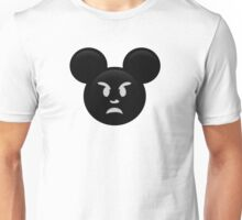 Micky Emoji - Angry Unisex T-Shirt