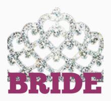 Bride.  Kids Tee