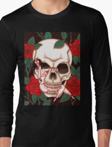 Chasing Death - Act I Long Sleeve T-Shirt