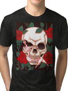 Chasing Death - Act I Tri-blend T-Shirt