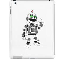 Clickety Clank iPad Case/Skin