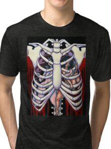 Chasing Death - Act II Tri-blend T-Shirt