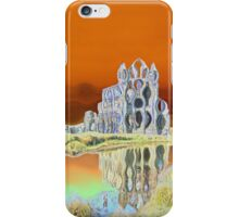 Wobbly Whitby Abbey iPhone Case/Skin