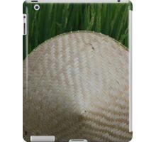 Rice Hat iPad Case/Skin