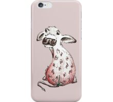 Strawberry Cows Forever iPhone Case/Skin