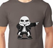 Sans Unisex T-Shirt