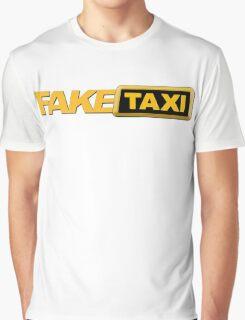 Fake favorite taxi Graphic T-Shirt