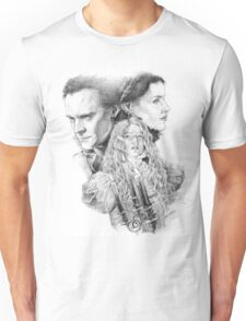 Beware of Crimson Peak Unisex T-Shirt