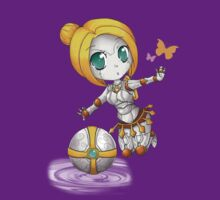 Orianna League Of Legends by Iliath