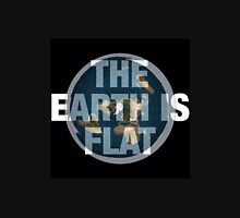 Flat earth,the real truth Unisex T-Shirt